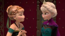 「アナと雪の女王」早くもDVD、ブルーレイの発売が決定