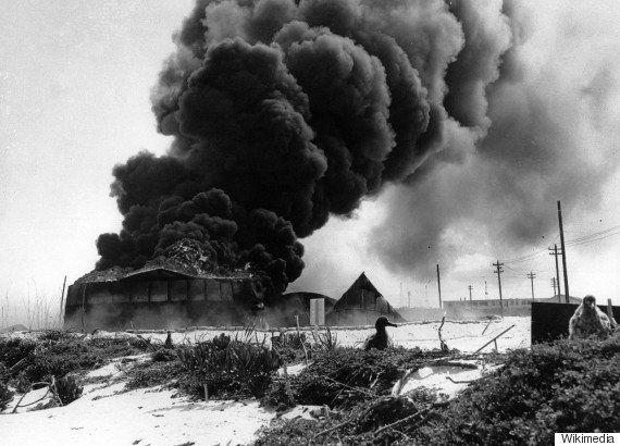 ミッドウェー海戦から74年 太平洋戦争の激戦をふり返る(画像集)