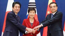 日中韓首脳会談、海外メディアはどう報じたか