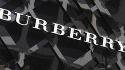 バーバリー、日本は直営に転換へ CEO「2017年まで売上高4倍に」