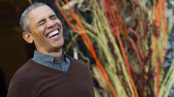 【ハロウィン】オバマ大統領の「トップ賞」に輝いた子供の仮装は?(動画・画像)
