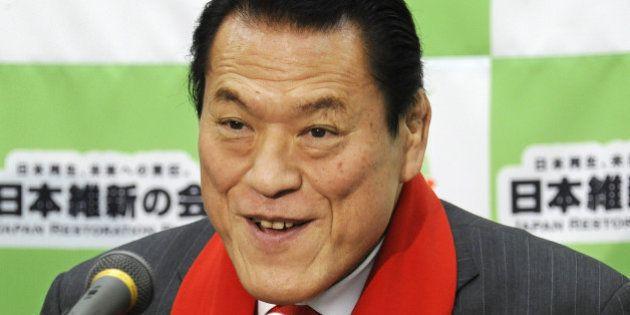 アントニオ猪木氏、北朝鮮でプロレス開催へ 8月末に平壌で