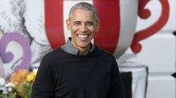 プリンス大好きのオバマ大統領、ハロウィンであの名曲を歌う