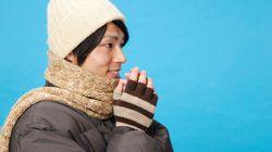 男性の冷えが急増中!厚着してても冷えるわけと4つの対策