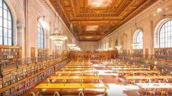 美しい図書室に5万2000冊の本が並ぶまで。ニューヨーク公共図書館の物語(動画)