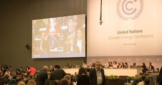 国連気候変動ボン会議(ADP2.11)報告 パリCOP21への土台作りをかろうじて完了