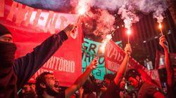 ブラジルで「W杯反対デモ」元TBS竹内アナが現地の様子綴る