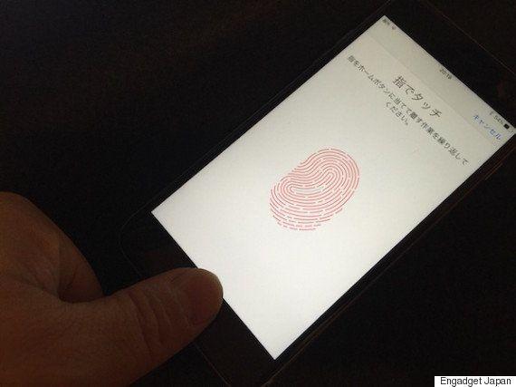 どの指の指紋でもiPhoneをロック...