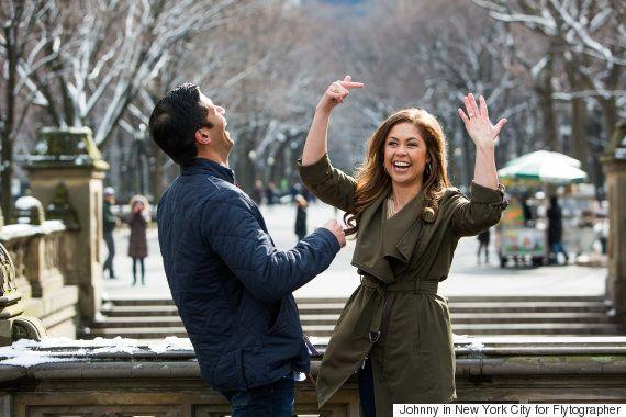 最愛の人にプロポーズされるとき、人はきっとこんな顔してる。25枚の写真は伝える