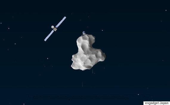 彗星表面に大量の酸素分子を発見、太陽系形成の常識を覆すかも?