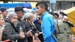難民急増でドイツが直面する試練