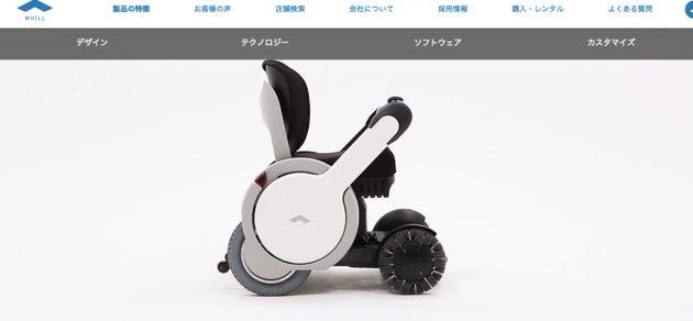 「電動車椅子の枠を超える、新たな乗り物を提案したい」