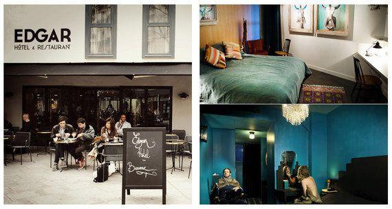 今年泊まるべき、パリの新世代ホテル15選!