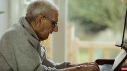 95歳の認知症おじいちゃんが受け取った、人生最高のサプライズ