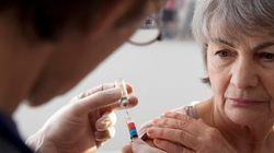 高齢者向け予防接種の充実で介護予防を
