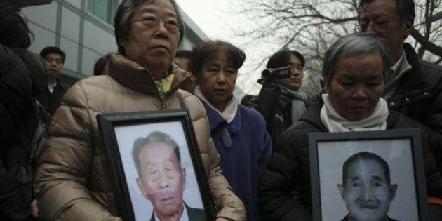 中国、商船三井で勢いづく戦時賠償訴訟