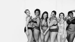 「痩せすぎモデル」ではない女性たちが、セクシーの意味を教えてくれる(画像)