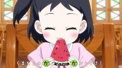 「くまもとのかじつに かぶりつけ!」熊本地震を乗り越えてアニメCMが放送開始