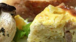 【卵1個で大満足】野菜たっぷり「ワンエッグ・キッシュ」で食卓が華やぐ♪