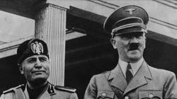 旧日本軍のコスプレ ナチズムの復活は歴史の観点からすれば驚くに値しない