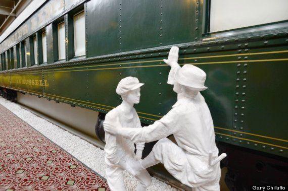 1920年製の寝台列車に泊まれる、世界でただ一つのホテル(動画)
