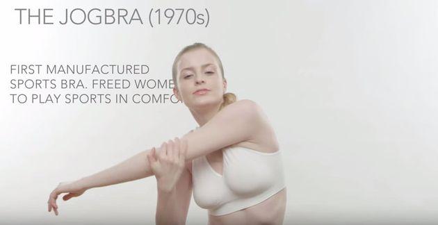 ブラジャーの歴史は語る。女性の