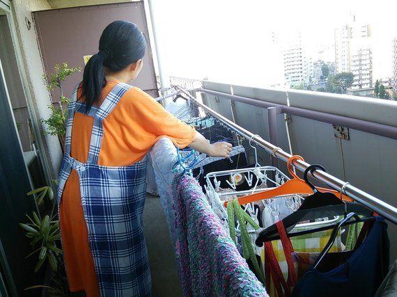 長期休みの過ごし方多くは掃除・洗濯。その背景にあるものとは