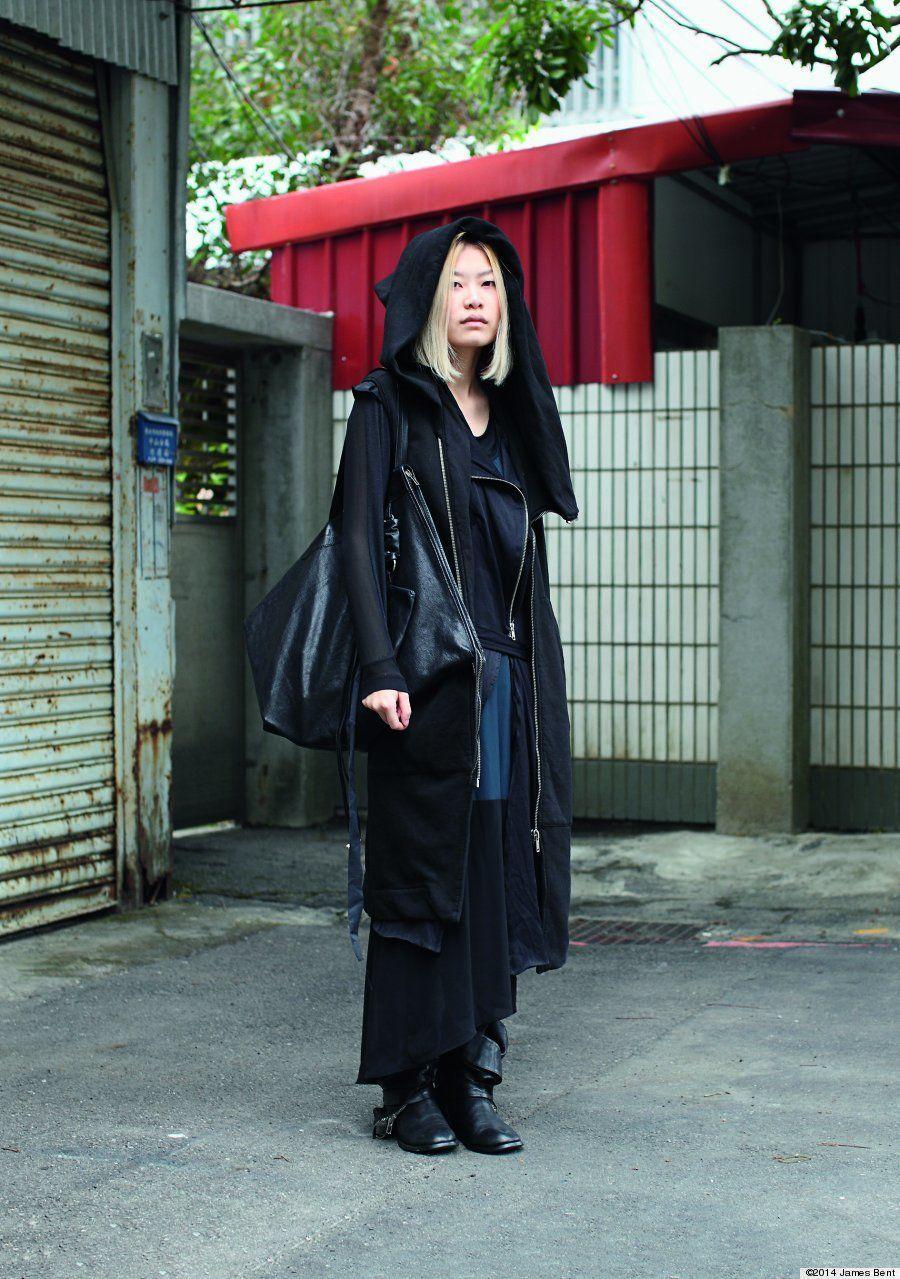 個性的なファッションと「特別な自分」を求めアジアの街を探訪(画像)