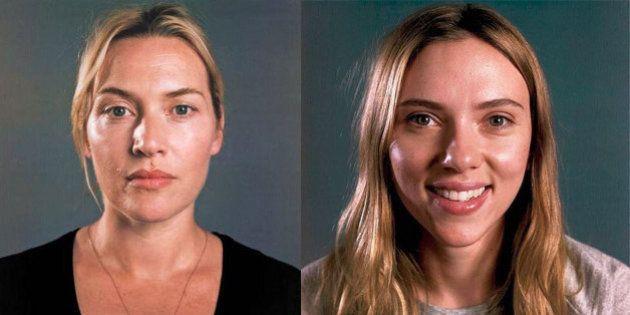ケイト・ウィンスレットとスカーレット・ヨハンソンが「すっぴん」を公開した理由(画像)