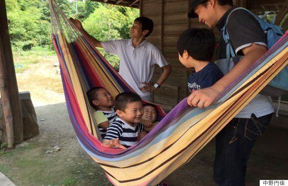 徳島県神山町、「子連れ出張できる町」へ