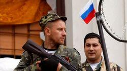ウクライナ東部の親ロシア派、住民投票の延期を拒否