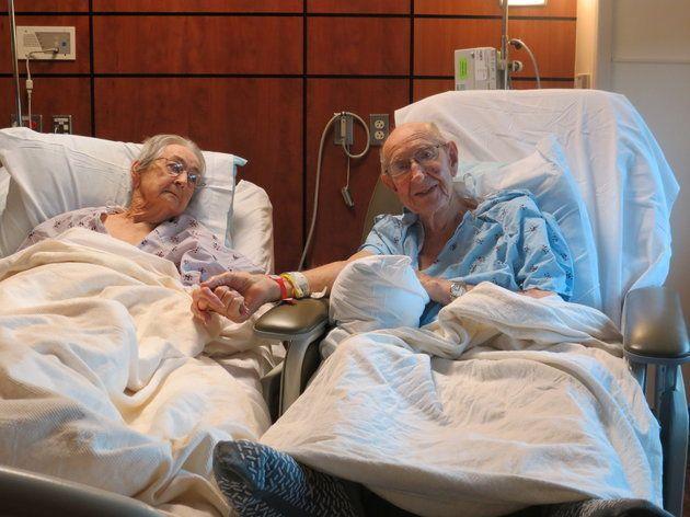 結婚68年の老夫婦のために、病院がやってくれたこと。