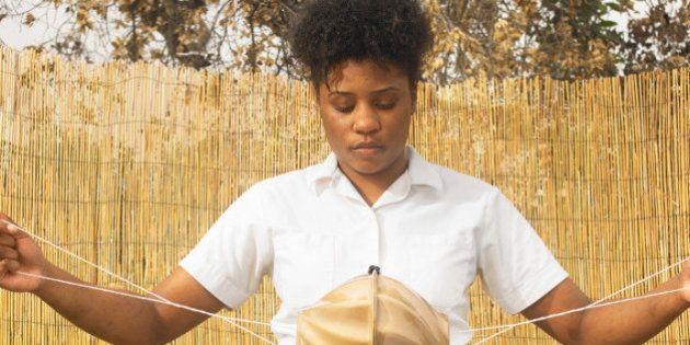 貧しい国の少女たちの悩み「布ナプキン」 アメリカの芸大生が解決した