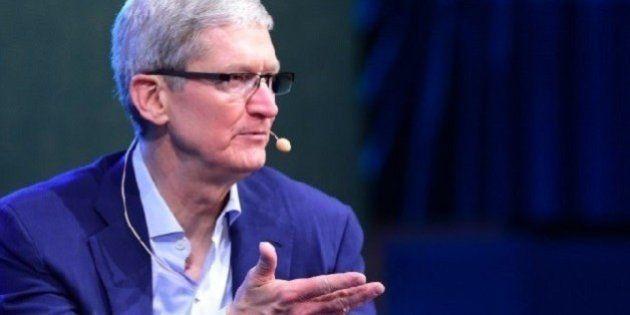 Appleのティム・クック