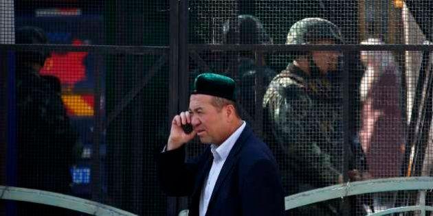 中国・新疆ウイグルで相次ぐ暴力事件