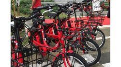 自転車シェアリング、都内4区をまたいでの広域利用が可能へ