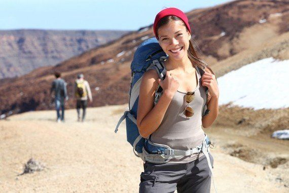 旅好き女子と今すぐ付き合うべき7つの理由