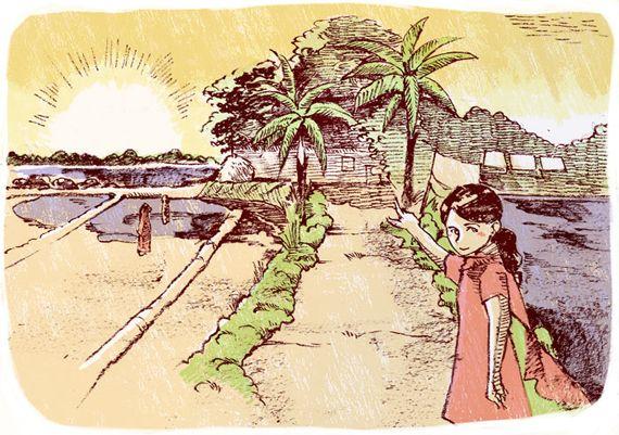 【世界家庭料理の旅】Vol.3 バングラデシュの魚カレーは、魚を取るところから始まる⁉