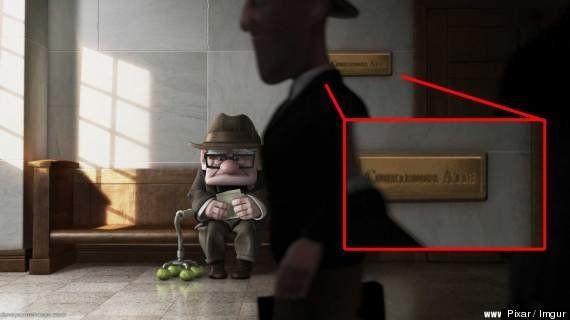 ピクサー映画に「A113」というコードが埋め込まれているのはなぜ?