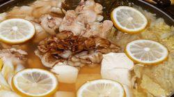 「実はとっても簡単」ミルフィーユ鍋、「さわやかな香りとさっぱり感」塩レモン鍋