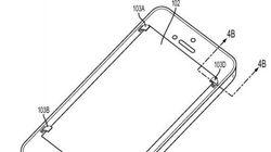 落としても画面が割れないiPhone、Appleが特許出願