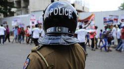 日常的な警察の拷問に苦しむ家族 スリランカ