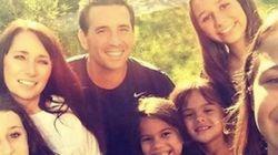 脳腫瘍でこの世を去った親友との約束。4人の娘を養子にしたお母さん