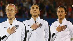「サッカー女子代表に、男子と同じ報酬を支払うべき」アメリカ上院、満場一致で可決