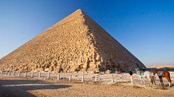 クフ王のピラミッド、日本の技術で内部を透視へ
