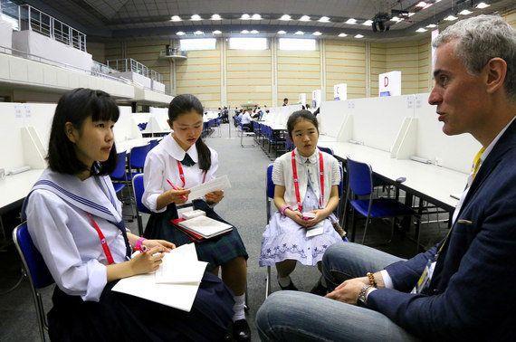 10代が見た伊勢志摩サミット「一つのことを追いかける記者の姿が格好いい」