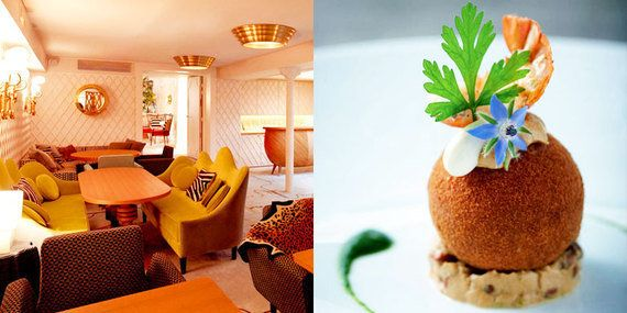 【パリ】6つのホテルで過ごすグルメな一日