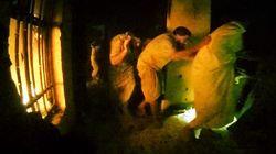 IS(イスラム国)から人質救出の瞬間 映像を公開
