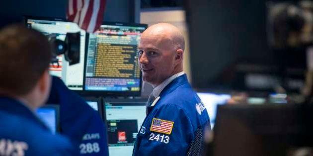 NYダウ、史上最高値で終了 FOMC声明を好感