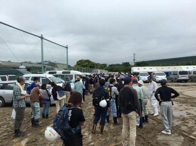 報道はめっきり減ってしまったけれど、まだまだ熊本には支援の手が必要です